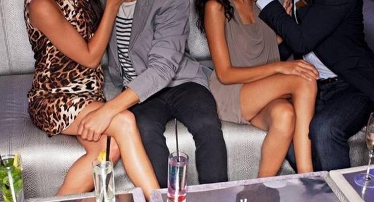 Sexe en toute liberté entre couples